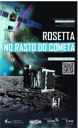 Rosetta no rasto do cometa