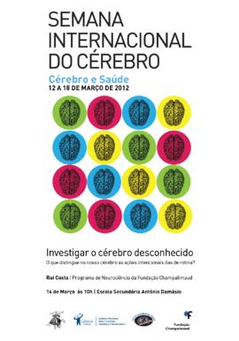 Semana Internacional do Cérebro 2012
