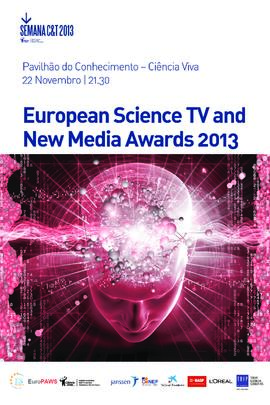 European Science TV & New Media Awards 2013